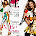 Gisele Colours The Pages Of Vogue