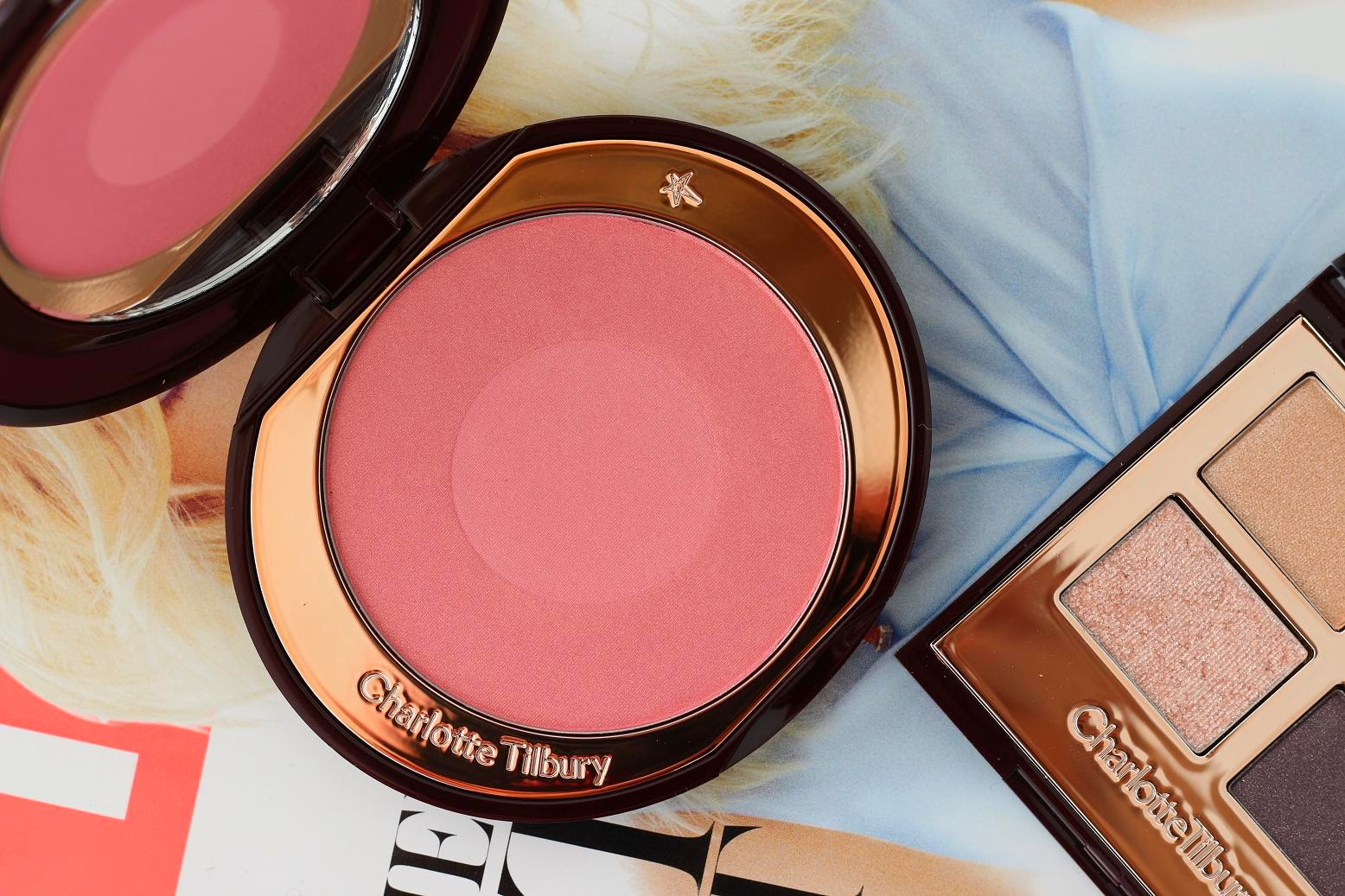 Charlotte Tilbury Cheek to Chic Love Glow