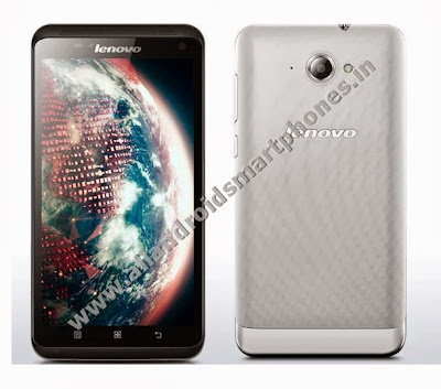Lenovo S930 Dual Sim Android Phablet Smartphone Front Back Images Photos Review