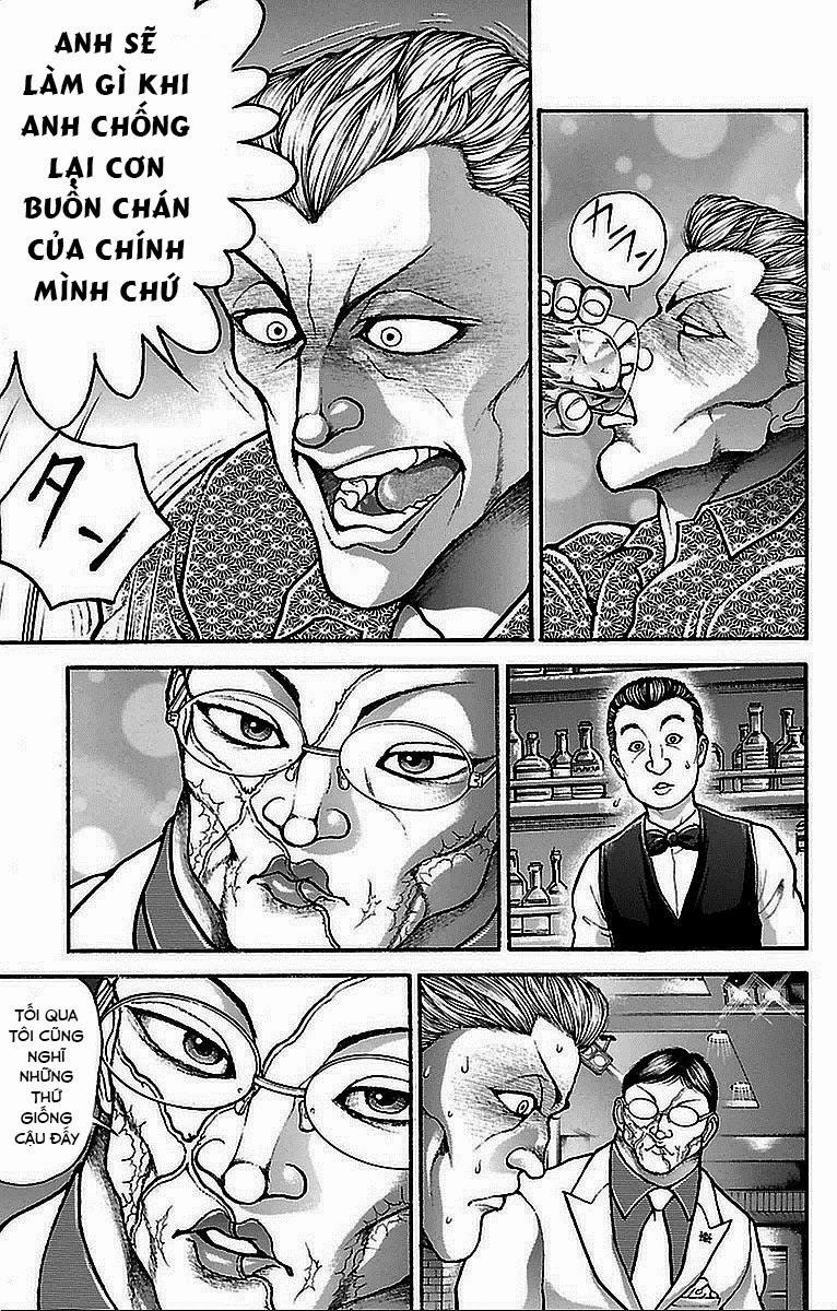 Baki Dou chap 10 Trang 5 - Mangak.info