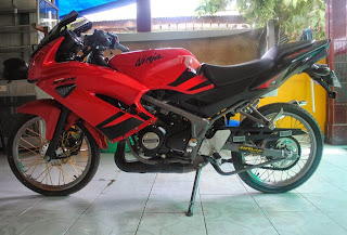 new ninja 150