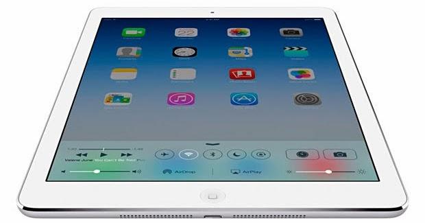 iPad Air 沒有跑很快,不過其他平板還是看不到它車尾燈