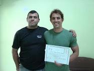 Empresário do sul de Minas Gerais, foi certificado no curso de alinhamento técnico.