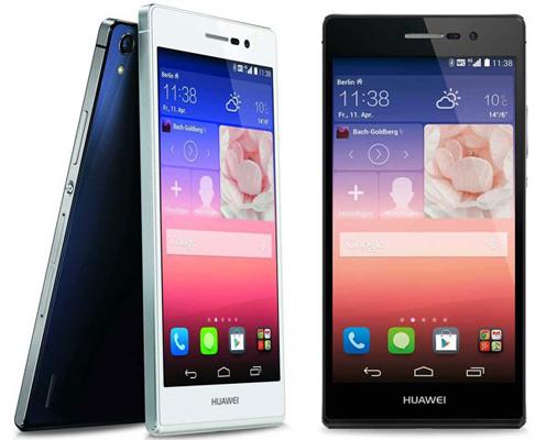 Harga Huawei Ascend P7 Terbaru, Spesifikasi Android KitKat Quad Core 1.8 GHz Kamera 13 MP