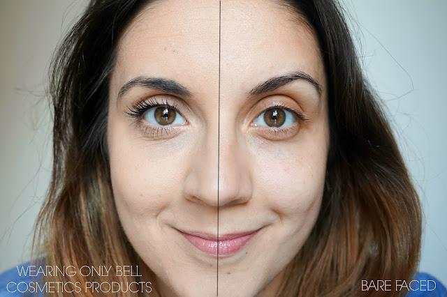 BELL Cosmetics HypoAllergenic Makeup