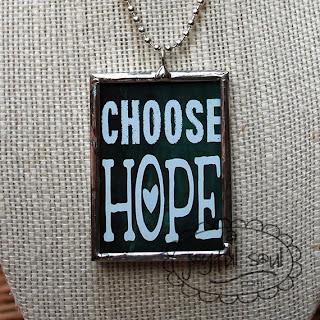 Handmade Soldered Charm Pendant by A Joyful Soul.com - $24