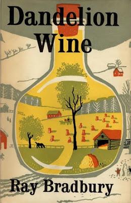 "Р. Брэдбери. ""Вино из одуванчиков"""