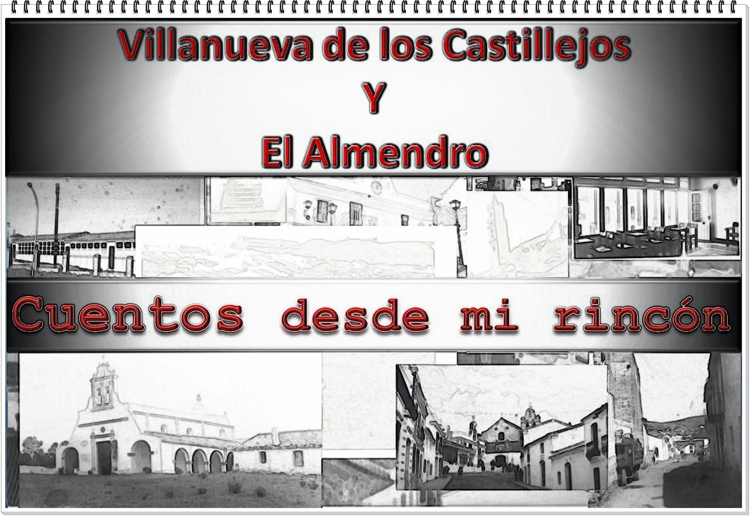Villanueva de los Castillejos y El Almendro.