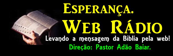 Esperança web rádio