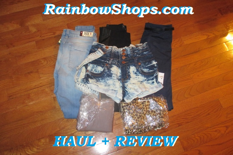 I\'m in love with Rainbowshops.com : Clothing Haul and Review ...