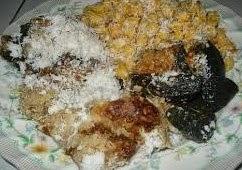 Nasi Tiwul Singkong Enak