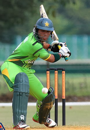 Pakistan Team Squad for U-19 Asia Cup 2013-2014
