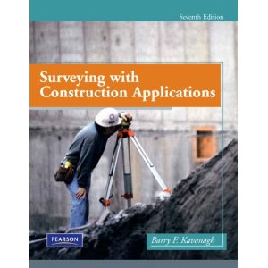 Surveying With Construction Applications - Solution Manual - Kavanagh