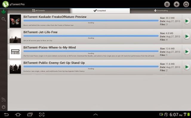 µTorrent® Pro - Torrent App Apk Download