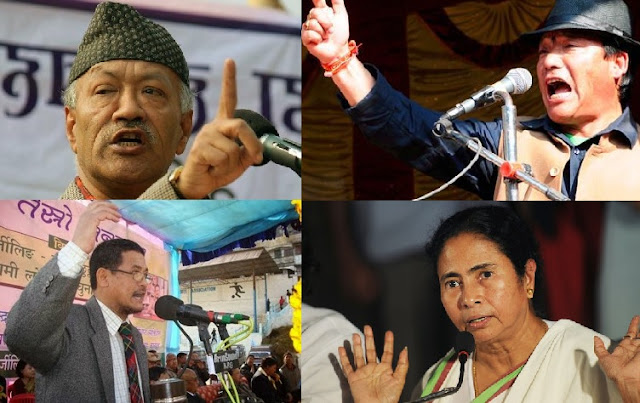 Netas fight for control as Darjeeling Kalimpong Hills crisis deepens