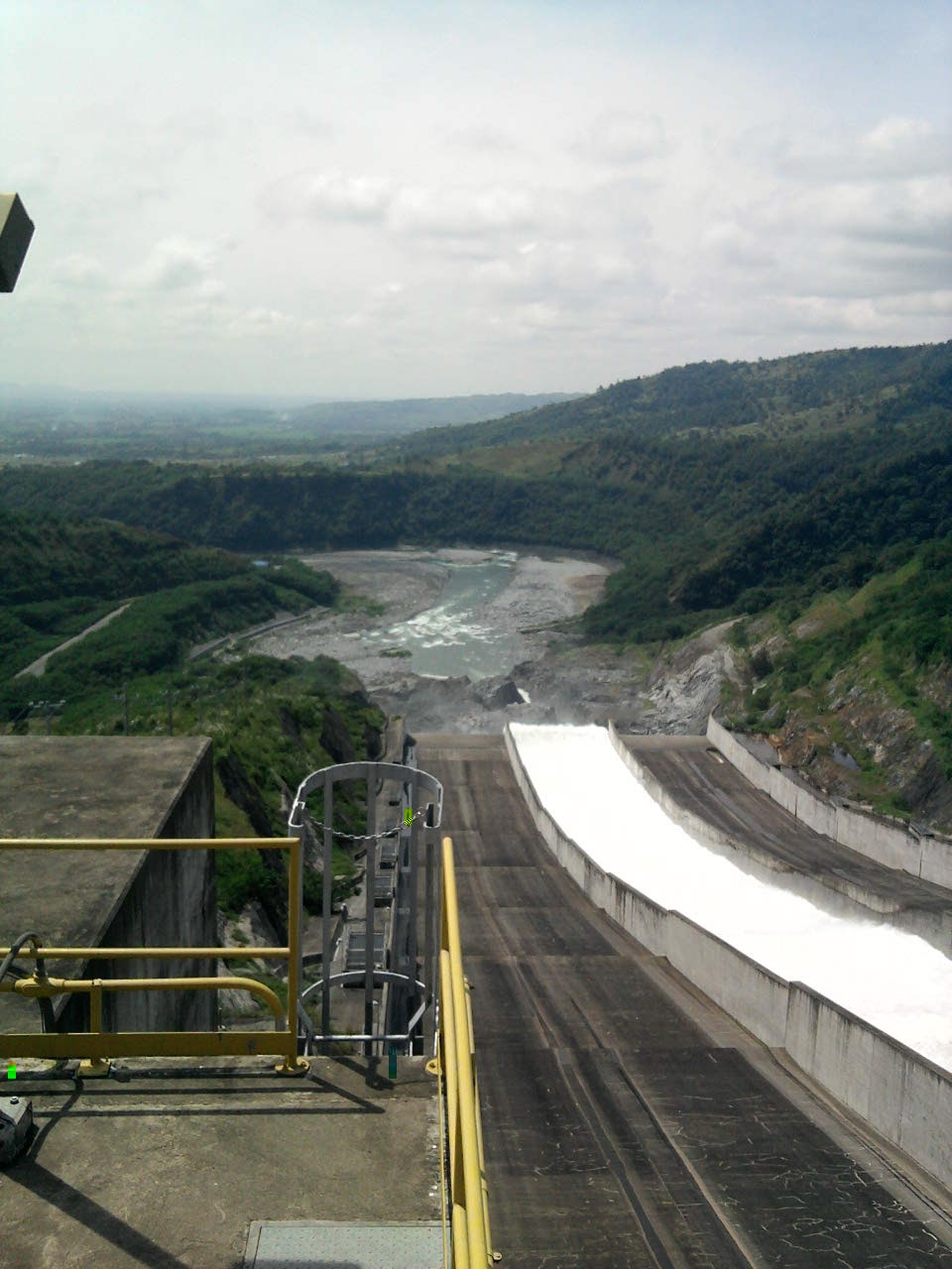 san roque dam By kimberlie ngabit-quitasol wwwnordisnet baguio city — the breach in tailings pond 3 of philex mining corporation, now.