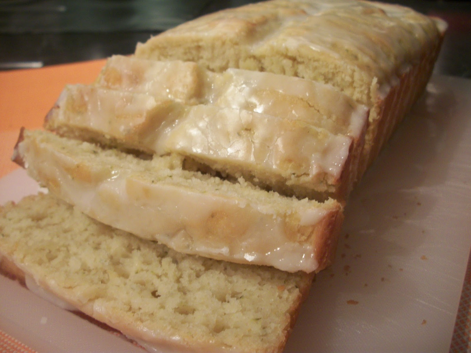 Cook with Sara: Lemon Zucchini Bread