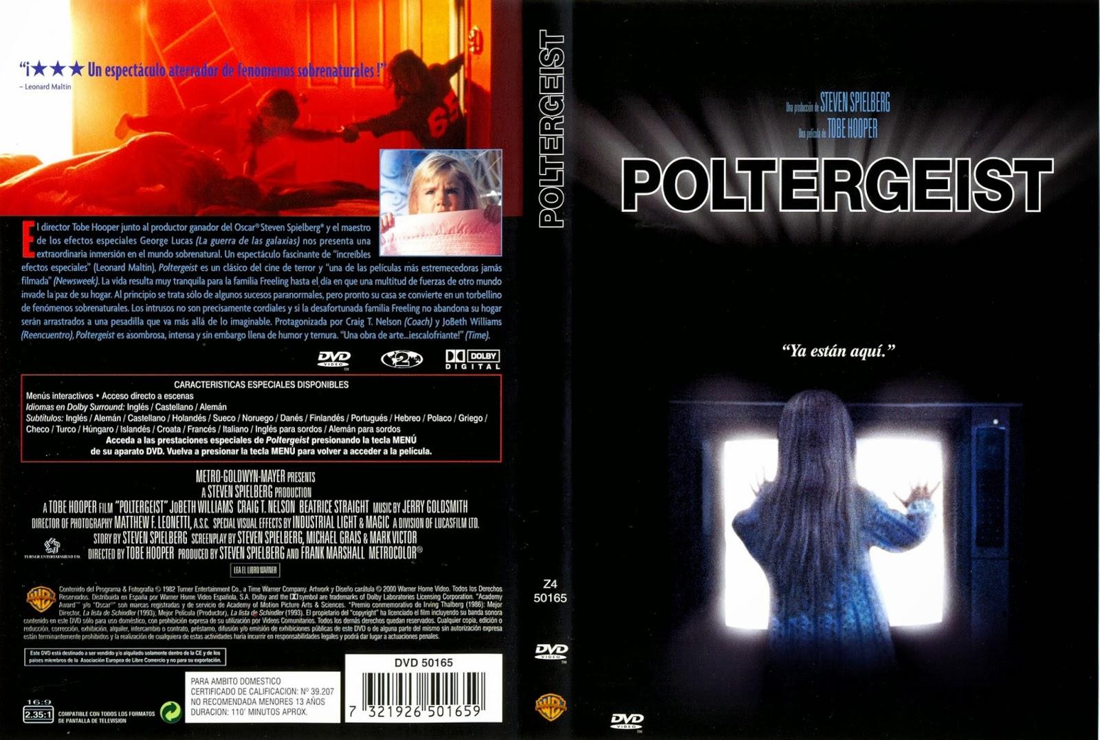 Poltergeist Hdrip Castellano 1982