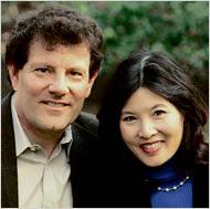 Nicholas Kristof & Sheryl WuDunn