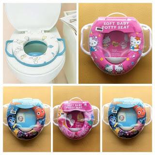 Dudukan Toilet Bayi - Ide Kado untuk Bayi yang Baru Lahir