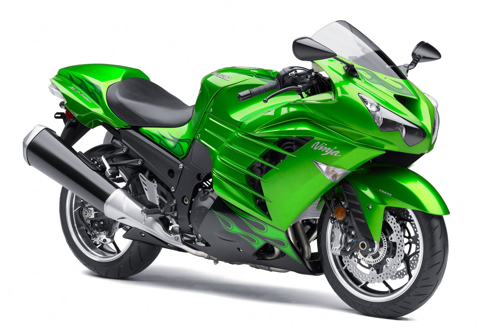 2012 Kawasaki Ninja ZX 14R Special Edition   MotorCycle Picture