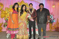Celebraties at Actor Bharat n Jessy Wedding Reception Photos+%2528135%2529 Actor Bharath n Jessy Wedding Photos