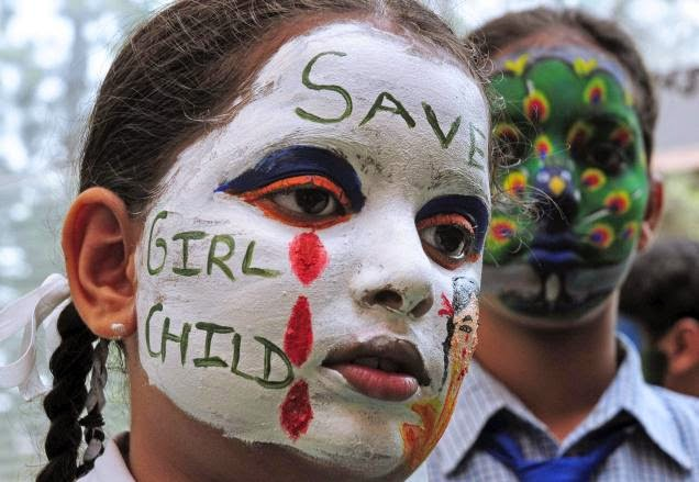 India: The land of Baby Girls Killers.