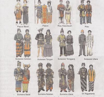 gambar rumah adat di indonesia on Pakaian Tradisional Indonesia Artikel Berita Indonesia Terbaru