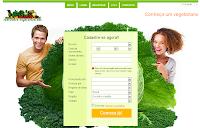 Vegetarianos agora têm sites de encontro