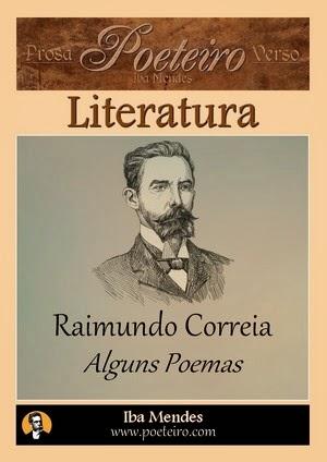 Alguns Poemas, de Raimundo Correia  pdf gratis