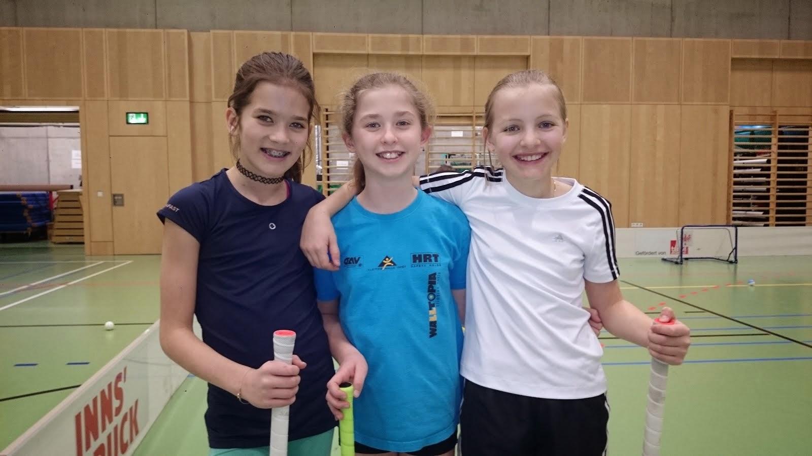 Alexia, Lena, Valentina