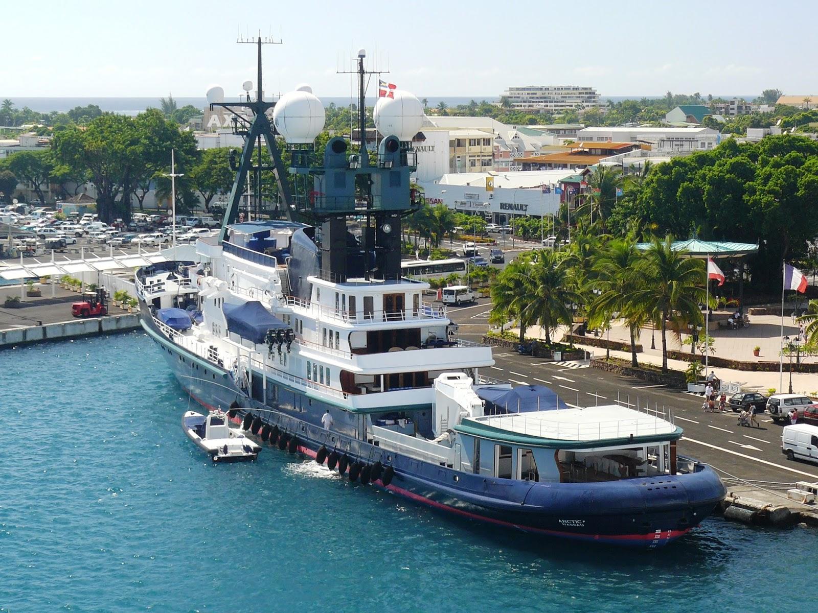 Megayacht ARCTIC P