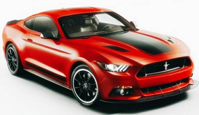 2017 Ford Mustang Mach 1 Rumors | FordMustangRelease