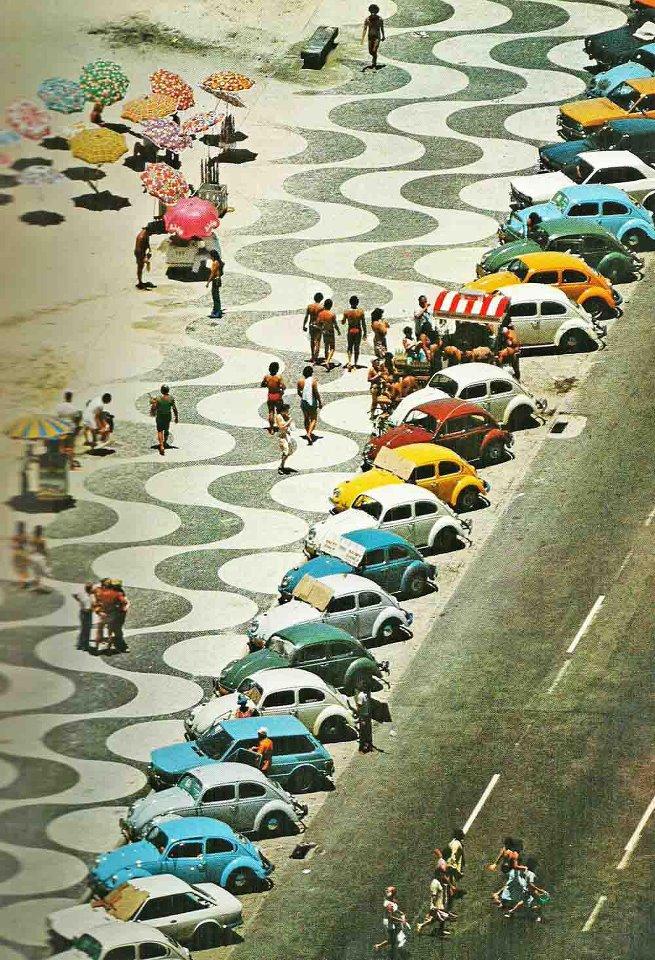 Foto: Copacabana anos 70