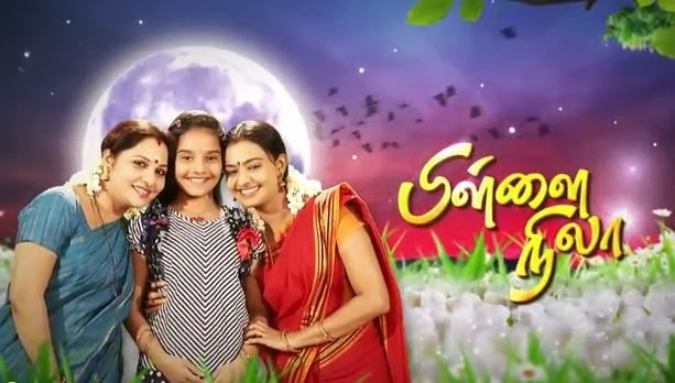 Pillai Nila, Sun TV Serial, 25-07-2014,Episode 608 July