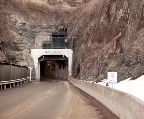 Underground Data Centers New Trends Iron Mountain Data