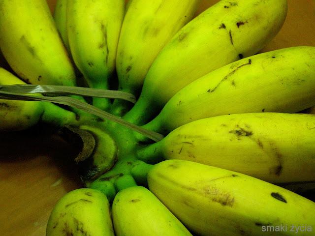 banany indonezja