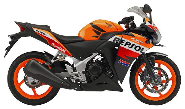 Harga Motor Honda Indonesia Terbaru 2013