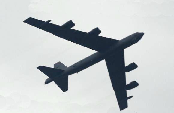 Pesawat pembom B-52