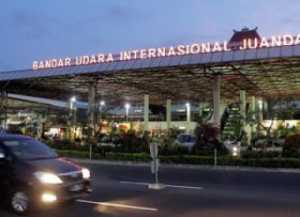 Bandara Internasional Juanda, Surabaya