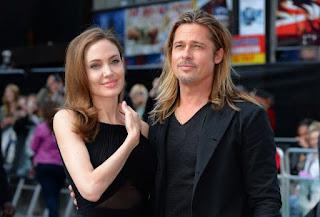 Angelina Jolie après son ablation des seins