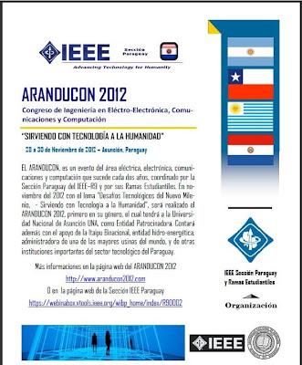 Imagen de Aranducon 2012
