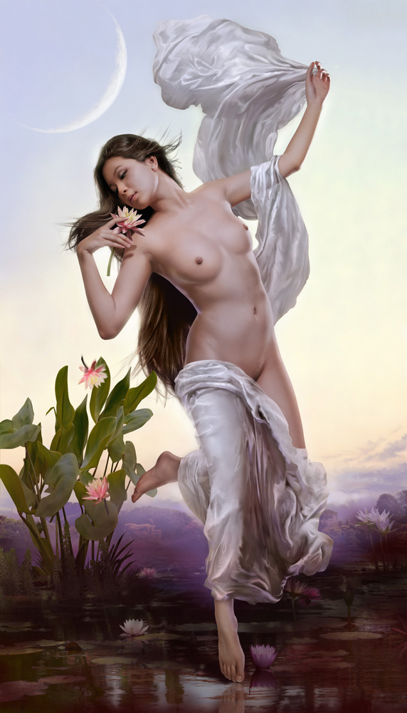 Catherine La Rose, 'Viaggio di un Poeta'