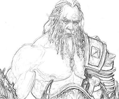 Diablo 3 Barbarian Character Yumiko Fujiwara