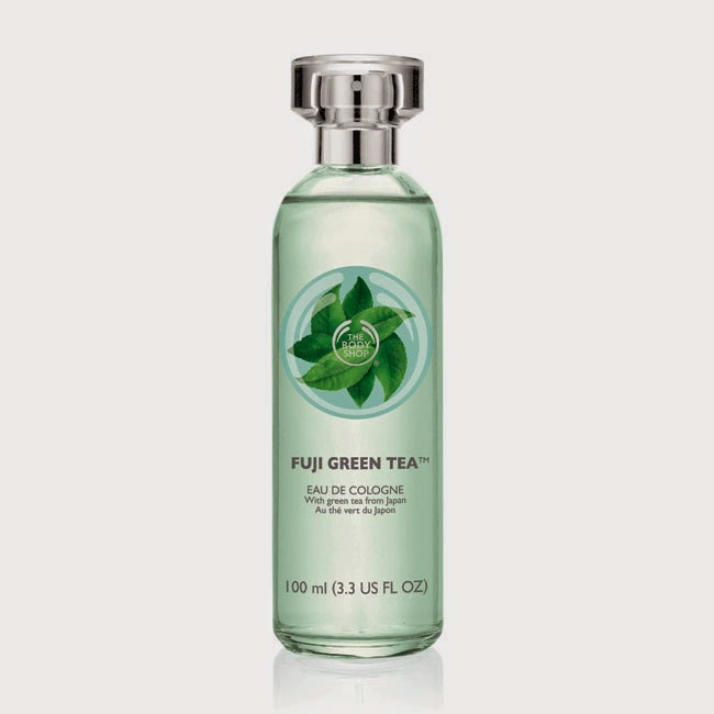 The Body Shop. Línea Té Verde. Té verde para el baño. Agua de colonia Té verde TBS. The body Shop
