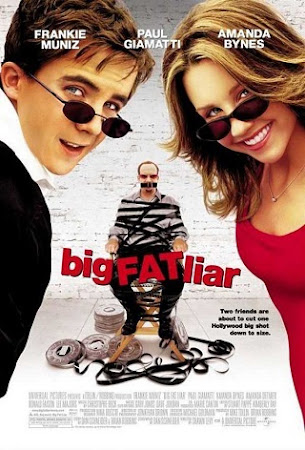 Poster Of Big Fat Liar In Dual Audio Hindi English 300MB Compressed Small Size Pc Movie Free Download Only At cintapk.com