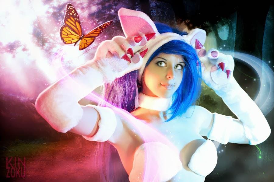 cosplay felicia darkstalkers