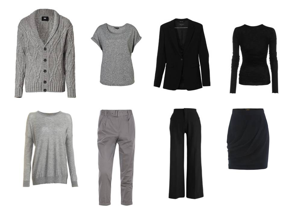 The Vivienne Files: August 2011 | Capsule wardrobe