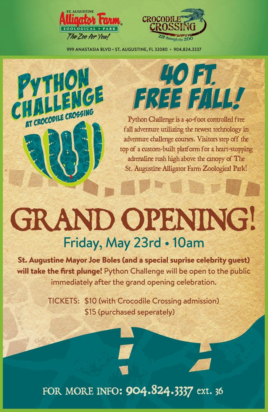 3  PythonChallenge GrandOpening St. Francis Inn St. Augustine Bed and Breakfast