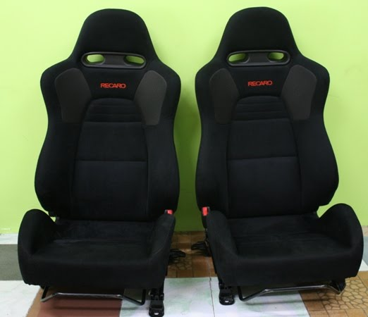 dingz garage seat recaro mitsubishi lancer evo 8 mr. Black Bedroom Furniture Sets. Home Design Ideas